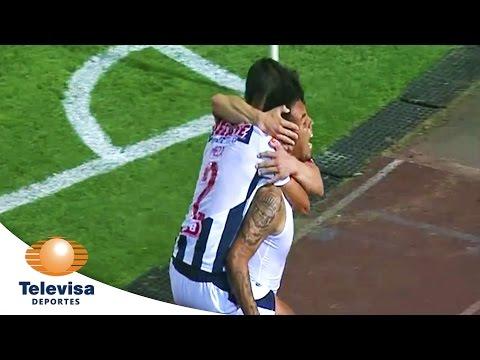Gol de Edwin Cardona! I Monterrey vs. Querétaro 2-1 | Liga Mx Clausura 2015 I Televisa Deportes