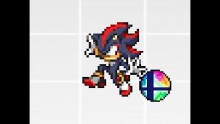 Shadow in super smash bros ultimate?