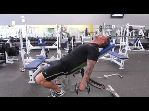 StayFit Health Clubs- Exercise of the week with NPC competitor Chris Evans