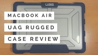 Best MacBook Air Case - UAG Urban Armor Gear Rugged Case