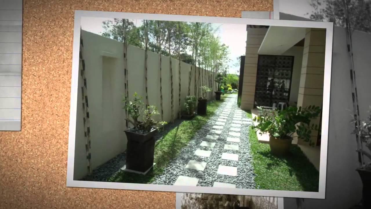 Simple Landscape Design Front House