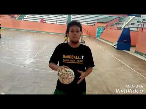 "Basic Technique ""Fainting & Flying Shoot in Handball"" by Nugroho Pandhito Utama thumbnail"
