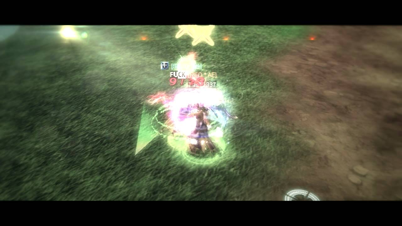 Silkroad Online - Private Server Universe Pure int Nuker with 9D vs 10D