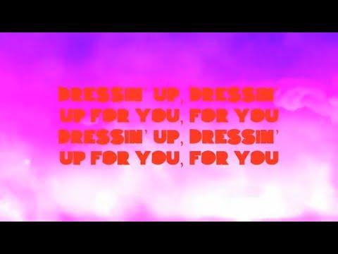 Katy Perry - Dressin' Up [Karaoke/Instrumental] with lyrics