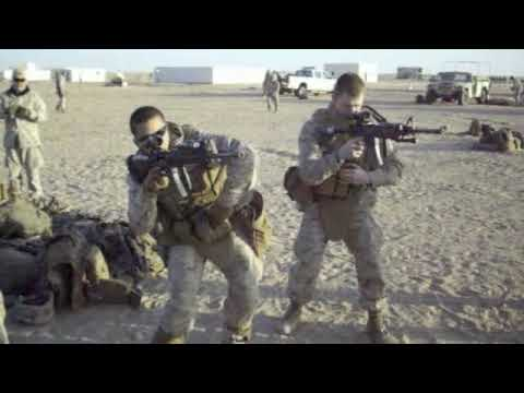 Marine Grunts Speed Reload Competition (0311 vs 0331) - YouTube