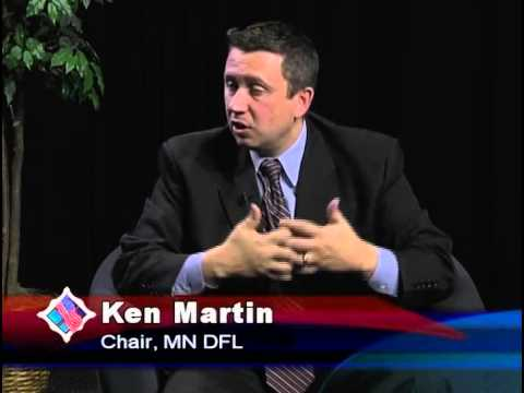 1-4-2013 Ken Martin, Chair of Minnesota DFL Party