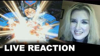 Injustice 2 Atom Trailer REACTION