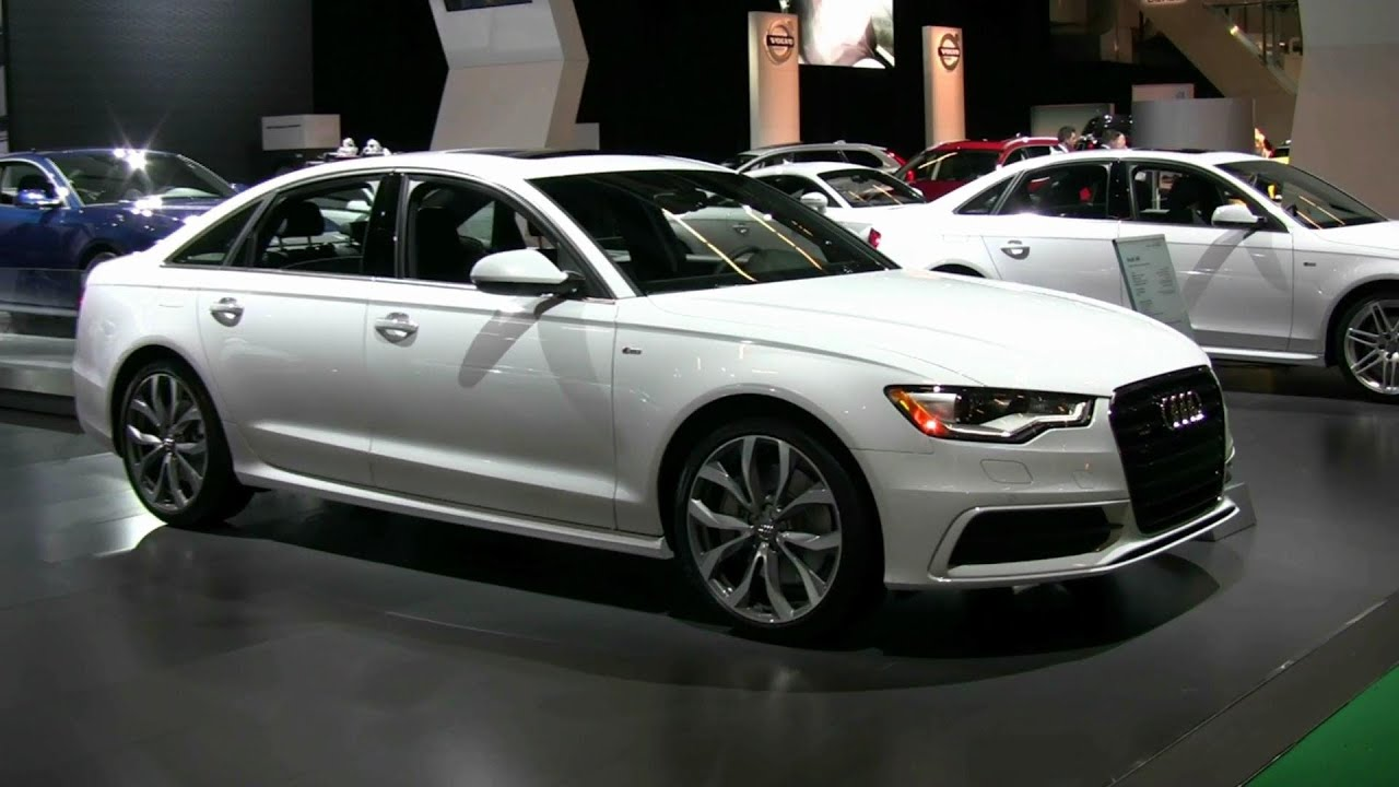 2012 Audi A6 Exterior And Interior At 2012 Montreal Auto