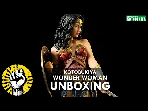 Kotobukiya ArtFX 1/6 Scale Wonder Woman Statue