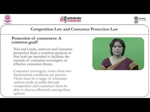 Competition law and consumer protection law