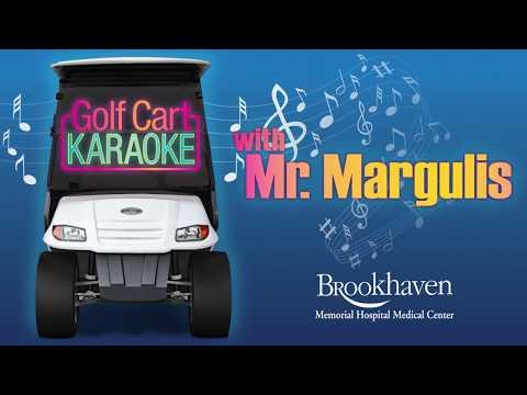 Golf Cart Karaoke with Mr. Margulis