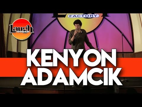 Kenyon Adamcik | Republican Scarecrow | Laugh Factory Chicago Stand Up Comedy