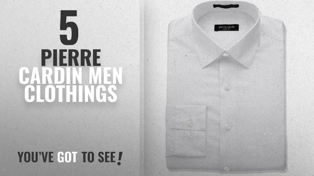 Top 10 Pierre Cardin Men Clothings Winter 2018 Pierre Cardin