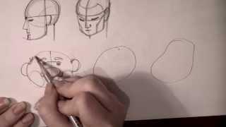 Забавы с карандашом. 1 урок(Крутой Канал Рисуем и радуемся: goo.gl/dQdfu3., 2010-11-15T12:56:33.000Z)