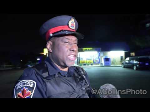 Shooting With Shotgun - Gailmont Ave - Hamilton, Ontario