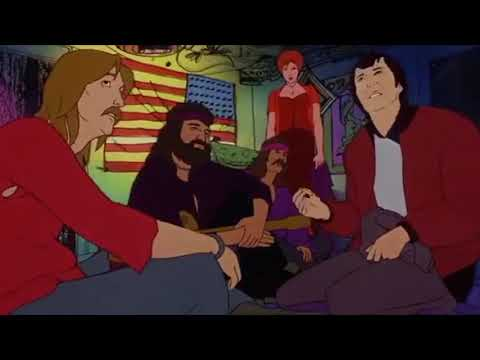 American Pop (1981) Tony meets Frankie