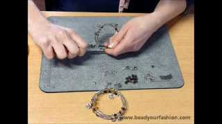 Sieraden maken - DIY Project 5: Een spiraal armband maken Thumbnail