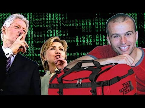 The Mysterious Case Of Gareth Williams - Clinton Connection
