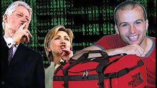 Gambar cover The Mysterious Case Of Gareth Williams - Clinton Connection