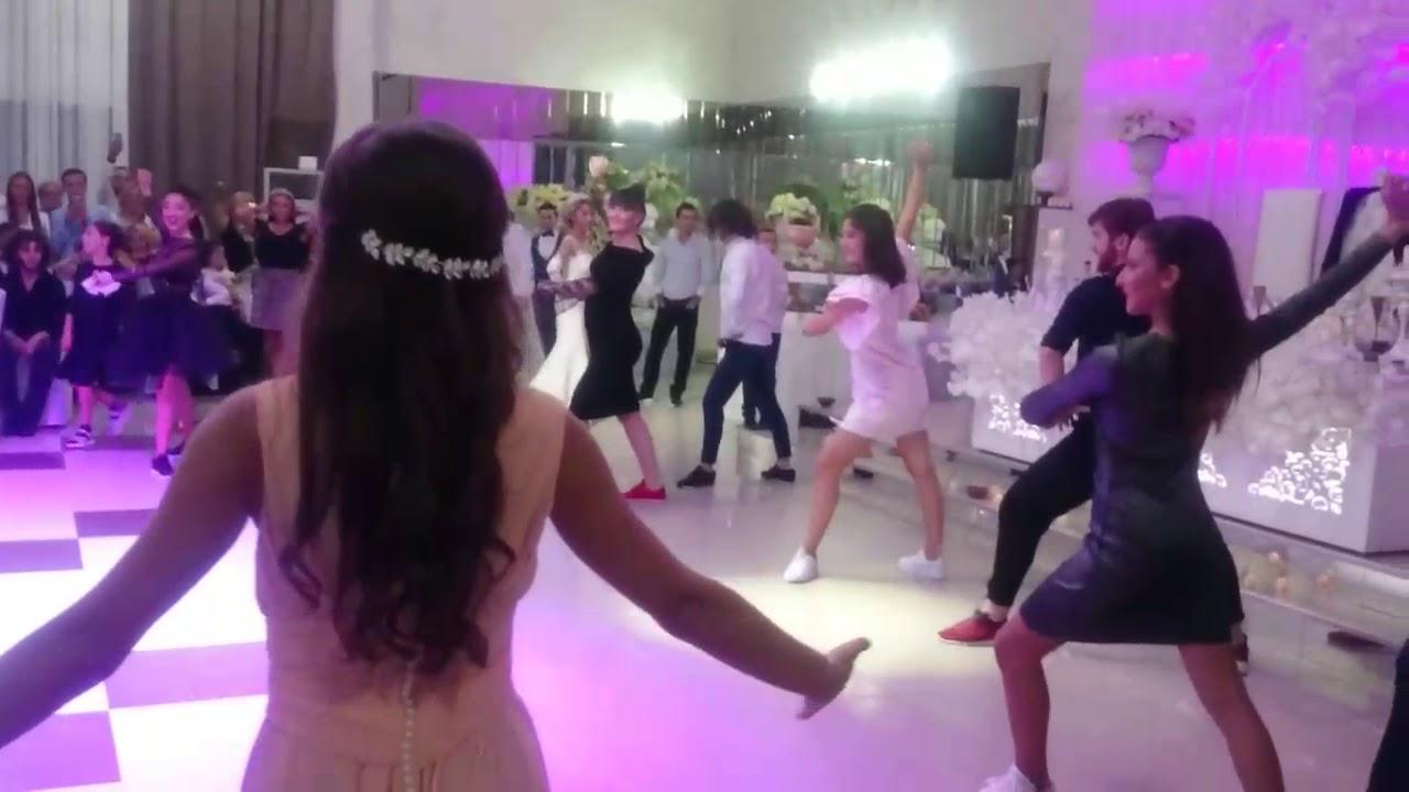 Грузинская свадьба с грузинскими танцами ქართული ქორწილი ქართული ცეკვით