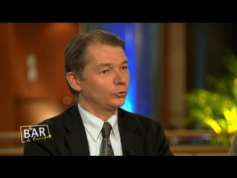 Bar de l'Europe - Philippe Lamberts