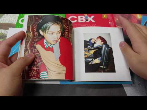 EXO-CBX (첸백시) 1st MINI ALBUM《Hey Mama!》FULL UNBOXING