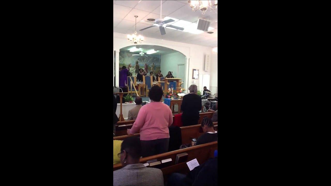 karen goode new chestnut baptist church youtube
