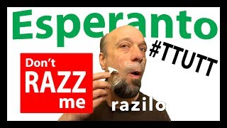 Esperanto? WUT!?! (a story about the -n ending) #TTUTTChallenge