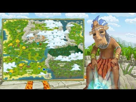 The Island: Castaway 2 iPhone and iPad Trailer