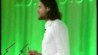 David de Rothschild at Zeitgeist Europe 2007