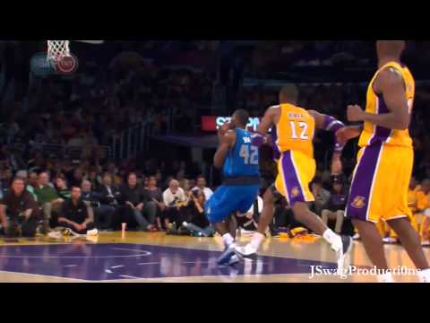 HD - Dallas Mavericks vs Los Angeles Lakers - Dwight Howard and Steve Nash Debut 10.30.2012