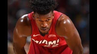 Jimmy Butler Became First Heat Player Since LeBron James To Post 30-Point Half
