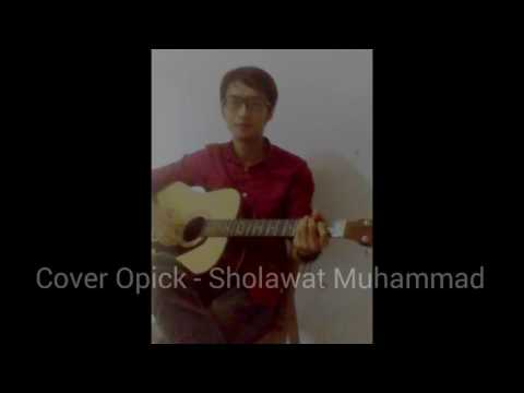 Cover Opick Sholawat Muhammad