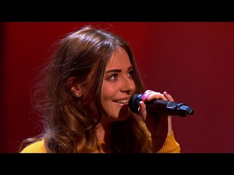 The Voice of Ireland Series 4 Ep2  Shannon Doyle  Big Girls Dont Cry  Blind Audition