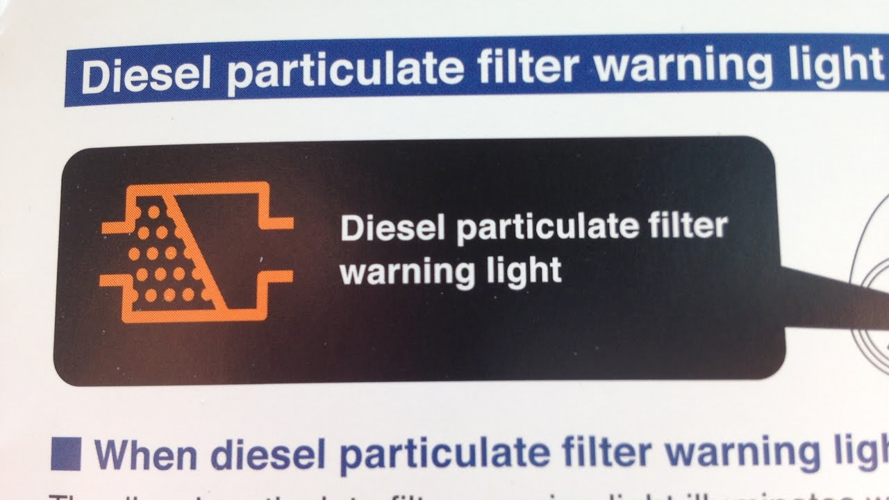 Subaru Diesel Forester Dpf Faults And Fixes Youtube
