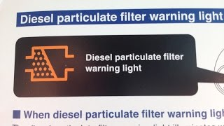 Subaru Diesel Forester DPF Faults and Fixes