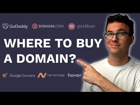 Where to Buy Your Domain? Best Domain Name Registrars 2021