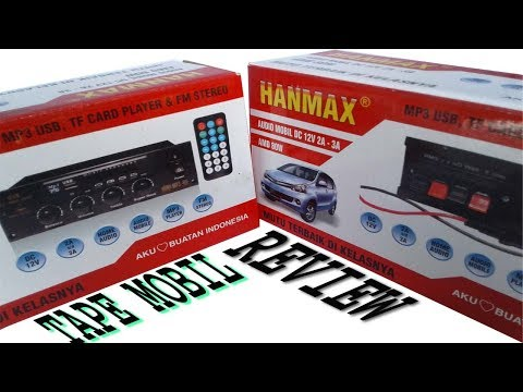 review tape mobil rakitan (car audio)