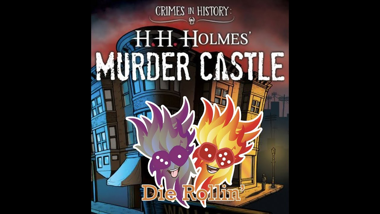 Kickstarter For Crimes In History H H Holmes Murder Castle By