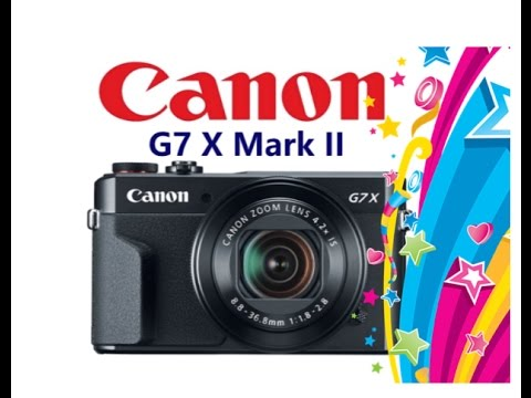 5 Cameras YOU Should Know Before Buying Canon G7 X Mark II in 2017
