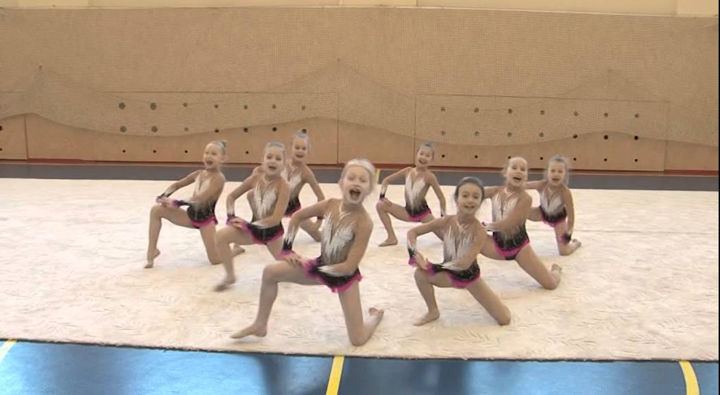 Одна на всех Победа! Команда по эстетической гимнастике «Эвита»