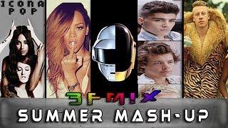 SUMMER POP MASHUP (BFMIX Remix)