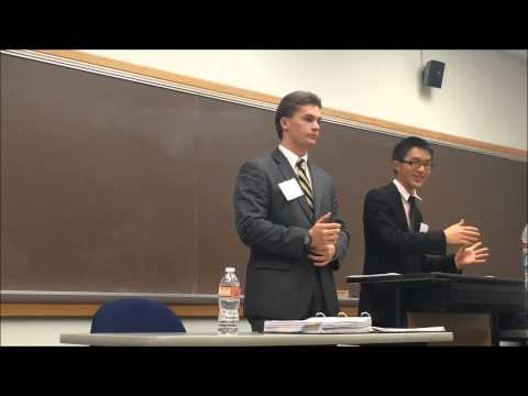 Point Loma Classic 2015 Lincoln Douglas Debate Finals