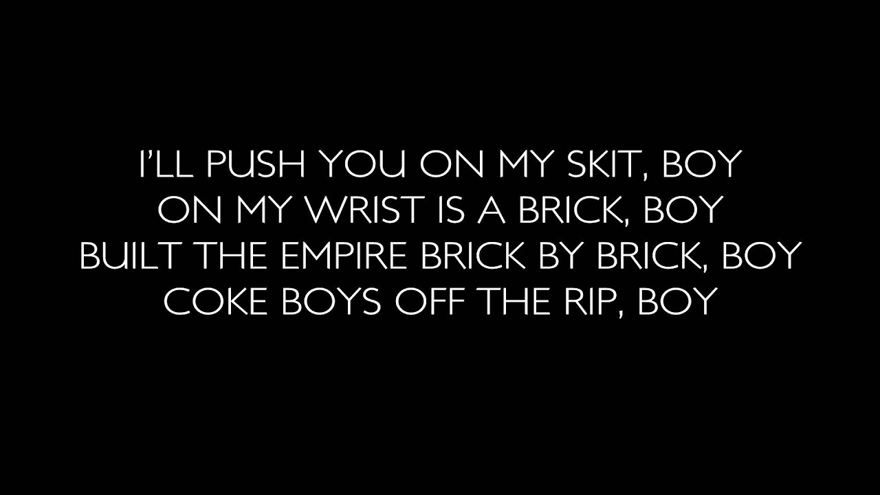 French Montana - Off The Rip ft. Chinx & NORE (HD LYRICS ...