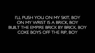 French Montana - Off The Rip ft. Chinx & NORE (HD LYRICS)