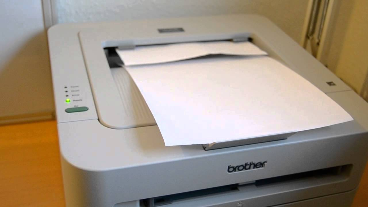 how to connect brother printer hl-2270dw