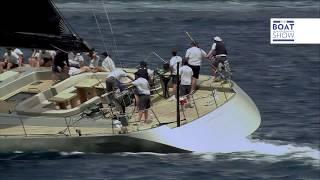 [ITA]  WALLY YACHT DARK SHADOW - The Boat Show