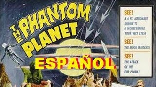 El planeta fantasma (William Marshall, 1961) Español - película completa