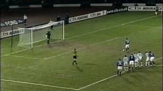 Rangers 2 - Celtic 1 - aet - CIS Semi Final 2002