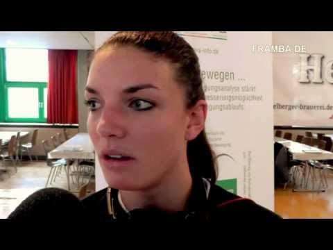 Simone Holder (VfL Sindelfingen) im Interview
